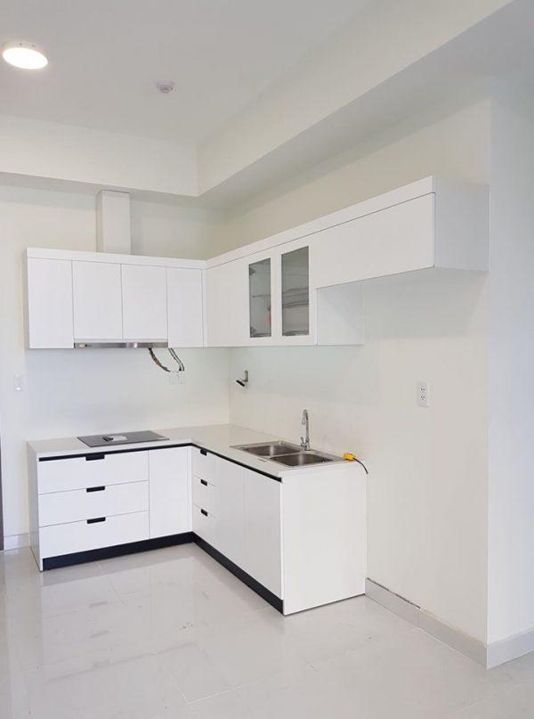 Tủ Bếp Mini MDF chống ẩm phủ melamine