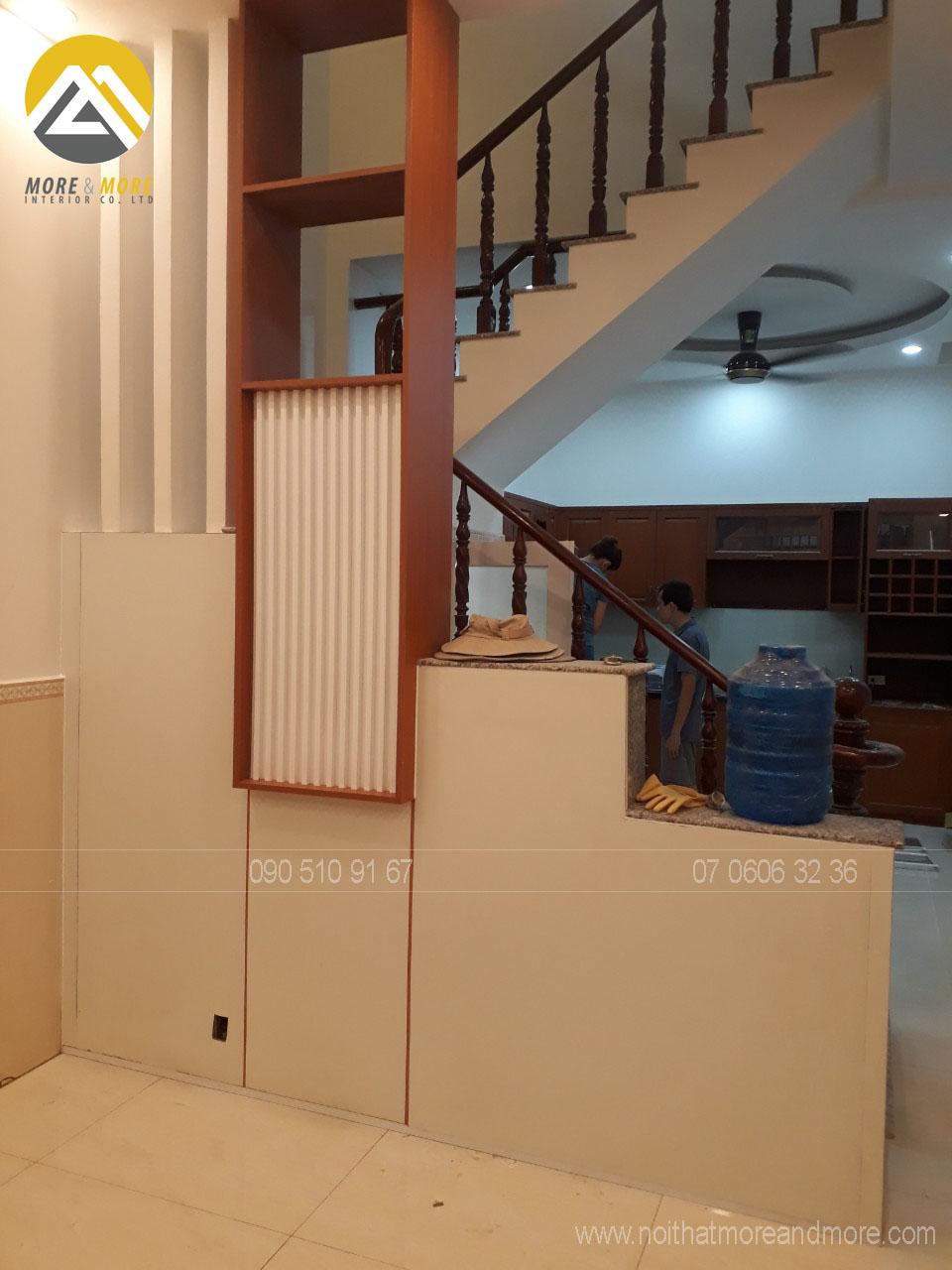 Tủ Cầu Thang