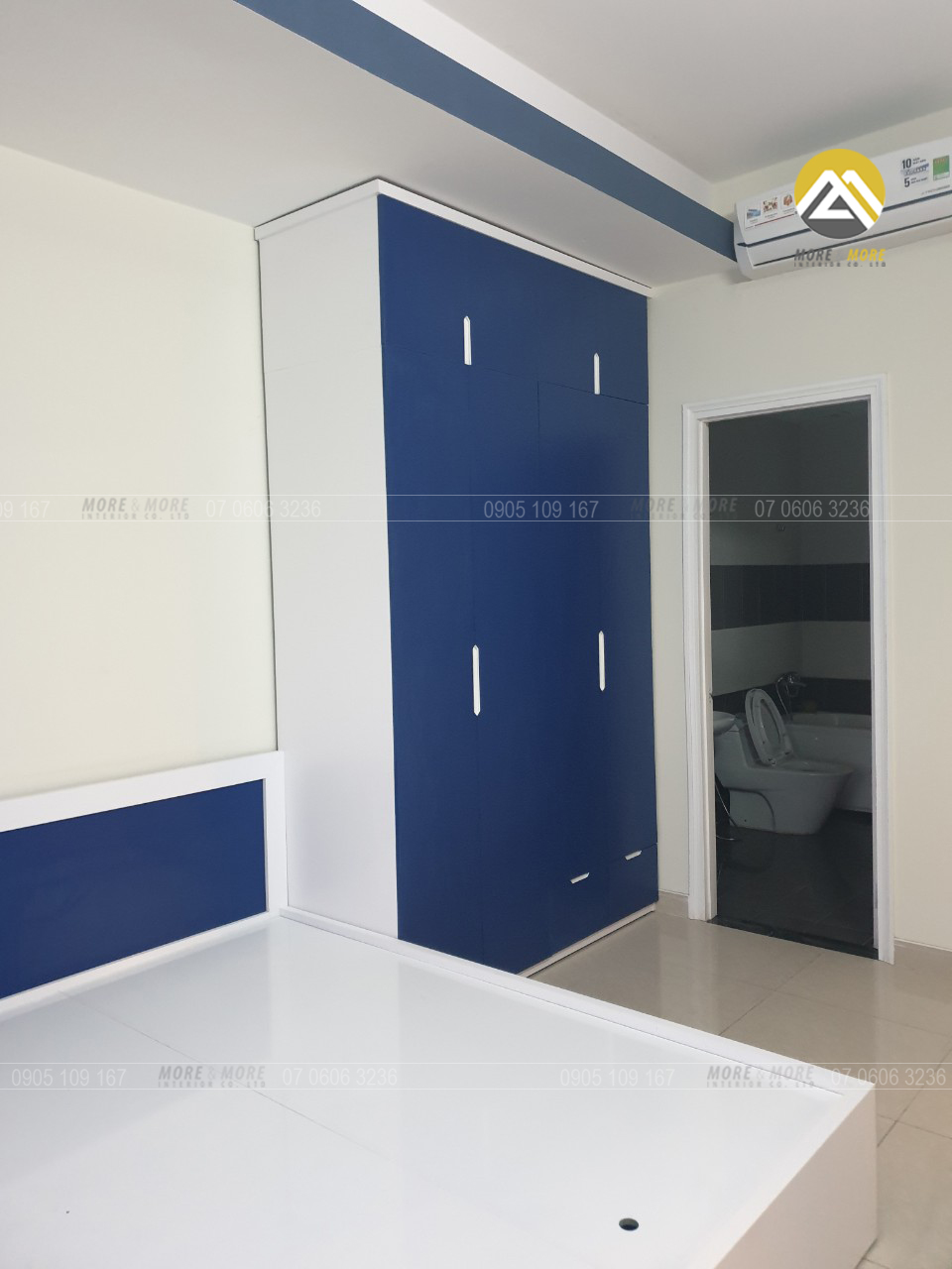 Thi công nội thất căn hộ chung cư tại Thủ Đức