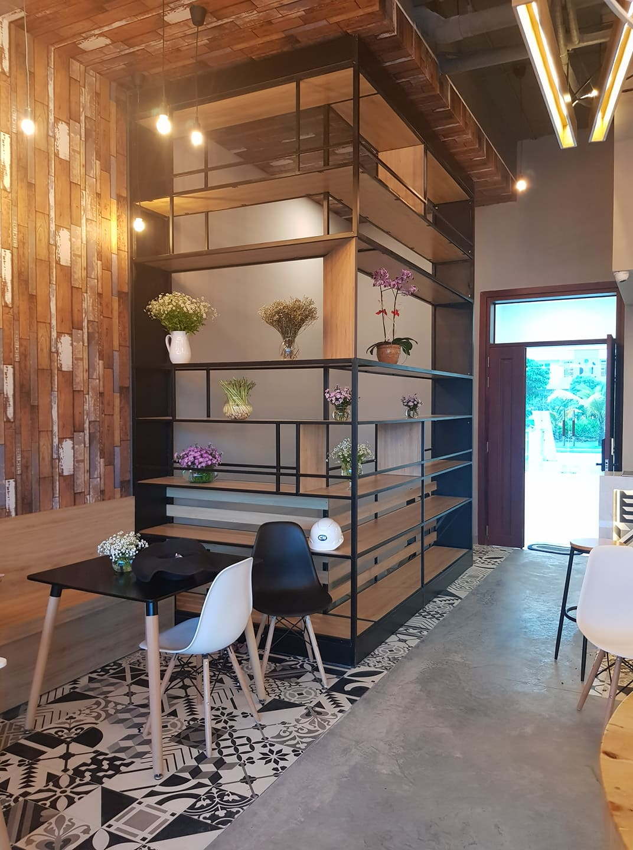 Thiết Kế Thi Công Nội Thất Quán Cafe Tại An Phú Quận 2