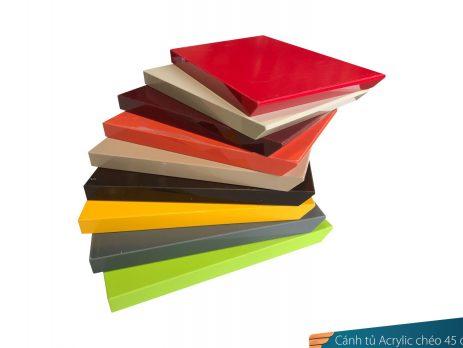 Ván Nhựa PVC Phủ Acrylic Của Picomat