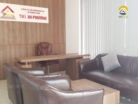 Thi Cộng Nội Thất Văn Phòng Tại Lộc Ninh, Bình Phước